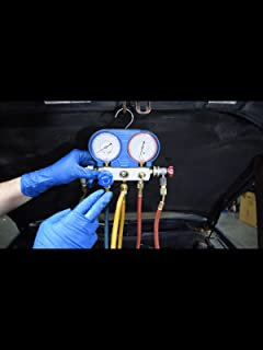 How to Fix and Add Refrigerant to Your Car's AC System - DIY and Save Money