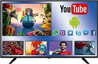 تليفزيون سمارت فل اتش دي 43 بوصة مع 2 ريموت كنترول وحامل حائط من سيمفوني LED430SM-Q