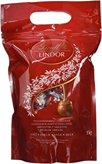 comprar comparacion Lindt Lindor Bolsa 1Kg Bombones de Chocolate con Leche