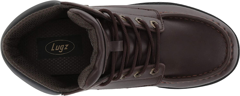 Lugz Mens Warsaw Classic Moc Toe Chukka Fashion Boot