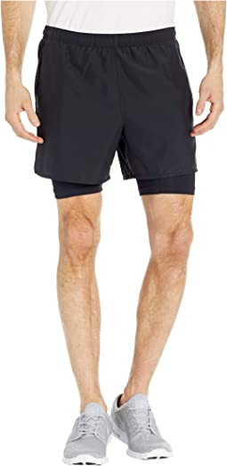 "Challenger Shorts 5"" 2-in-1"