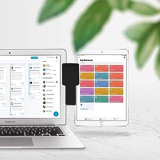 Olixar Soporte de teléfono portátil – Doble pantalla portátil soporte lateral clip para smartph