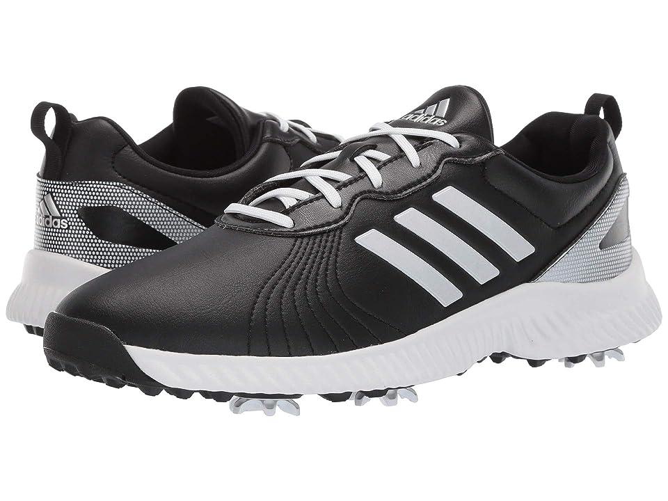 adidas Golf Response Bounce (Core Black/Footwear White/Silver Metallic) Women