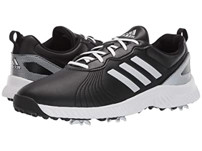 adidas Golf Response Bounce (Core Black/Footwear White/Silver Metallic) Women