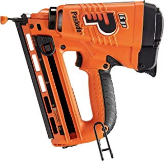 Paslode, Cordless Finish Nailer, 902400, 16 Gauge Angled, Battery and Fuel Cell Powered,..