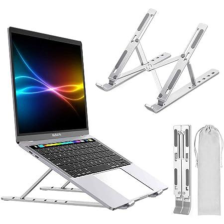 Ergonomische laptop standaard - Laptop koel houden - Laptop wordt heet maatregelen