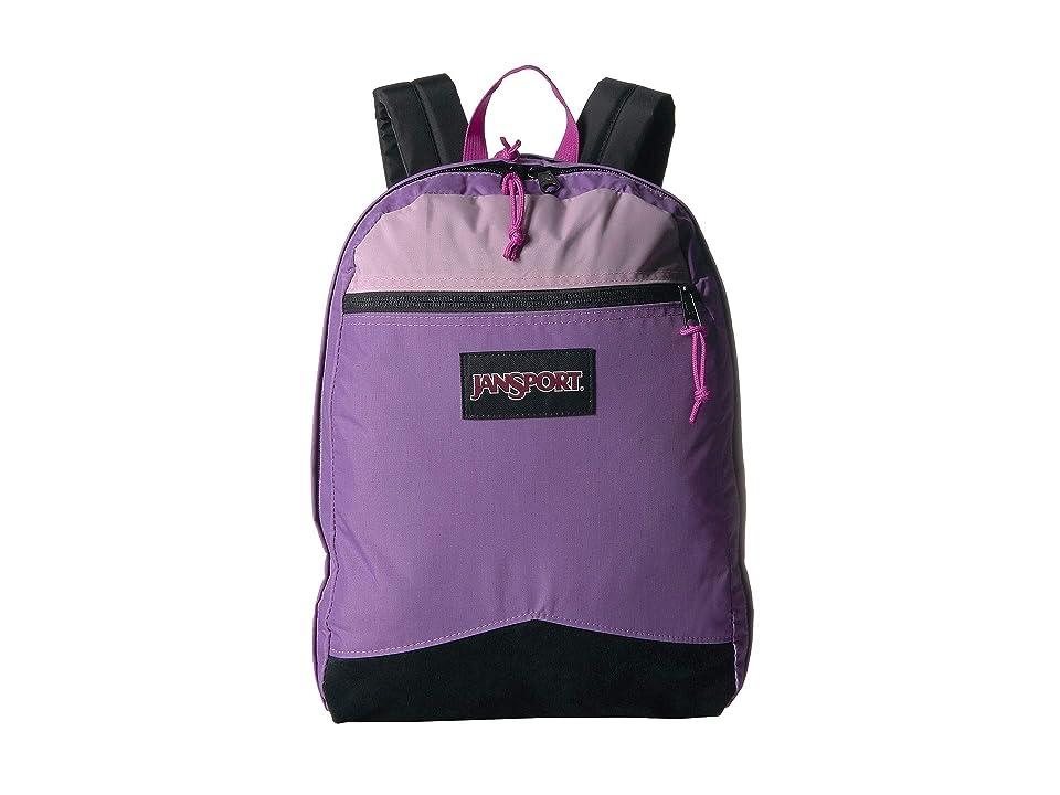 JanSport Freedom (Vivid Lilac) Backpack Bags