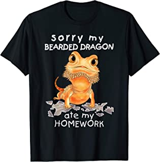 Best bearded dragon t shirts Reviews
