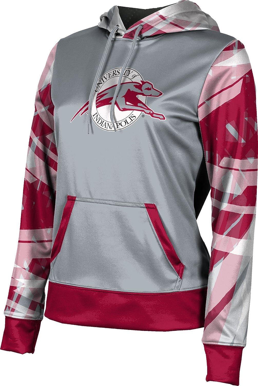 ProSphere University of Indianapolis Girls' Pullover Hoodie, School Spirit Sweatshirt (Crisscross)