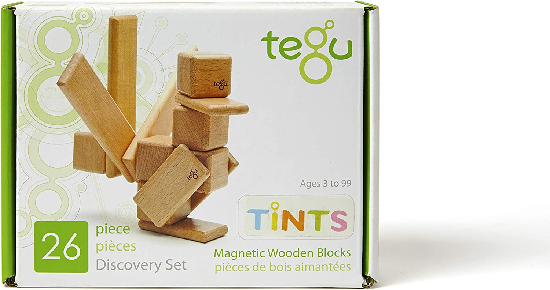 hasta un 60% de descuento Tegu Tegu Tegu Tints Discovery - Juego de Bloques magnéticos (26 Unidades)  bienvenido a comprar