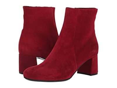La Canadienne Jiji (Red Suede) Women