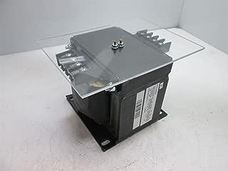Square D 9070TF1000D33 Transformer, Primary: 380/400/415V, Secondary: 115/230V