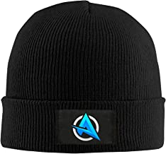 Ali A YouTube Beanie Hat Slouchy Beanie Winter 2016 Watch Cap Knit Hat Hats for Women