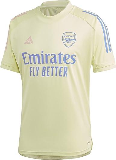 Amazon.com : adidas 2020-2021 Arsenal Training Football Soccer T ...