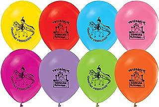 Ballons Nazar Masallah Blaue Auge Beschneidung Stück 12 inch Helium Qualität