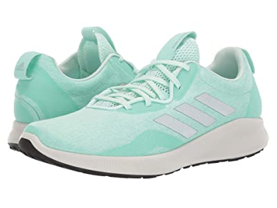 adidas Running Purebounce+ Street (Clear Mint/Silver Metallic/Ice Mint) Women