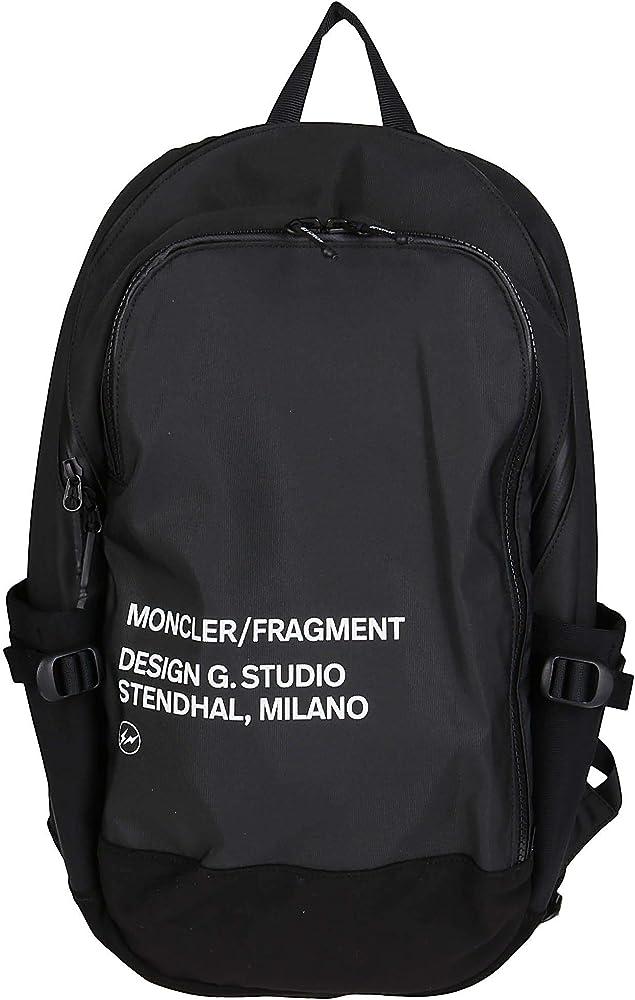 Moncler luxury fashion uomo zaino 5A7000002SLR999