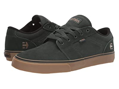 etnies Barge LS (Green/Gum) Men
