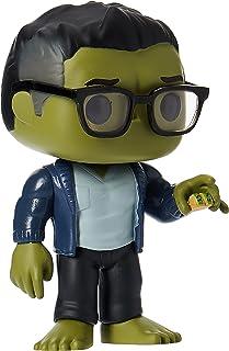 Funko 45139 POP Marvel: Endgame - Hulk w/Taco Collectible Toy, Multicolour
