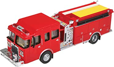 Walthers SceneMaster Heavy-Duty Fire Engine