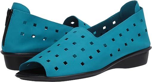 Turquoise Nabuk