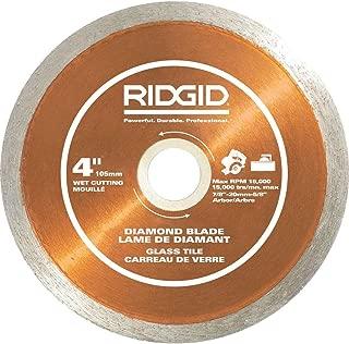 Best ridgid diamond blade 4 Reviews
