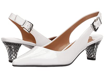 J. Renee Mayetta (White Pearl) High Heels