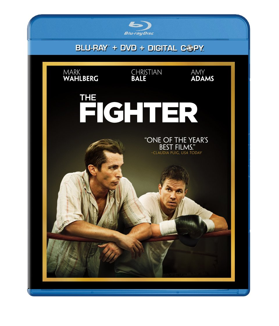 The Fighter Two-Disc Combo Challenge the lowest price of Japan ☆ Blu-ray DVD Limited time sale