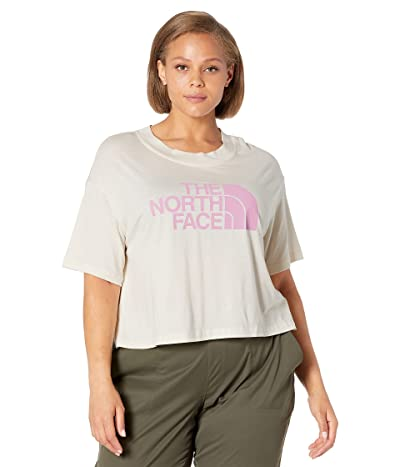 The North Face Half Dome Cropped Short Sleeve Tee