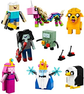Best lego minifigures adventure time Reviews