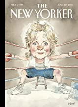 The New Yorker Magazine (June 20, 2016) Hillary Clinton Cover