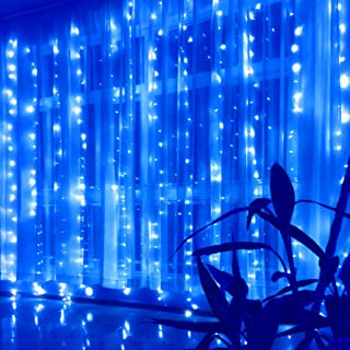LED Curtain Light, Blue