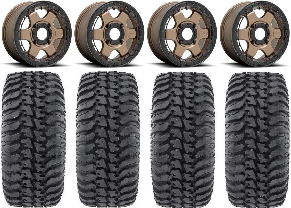 Bundle - Sales of SALE items from new works 9 Items: Fuel Block Wheels Regu Bronze 15