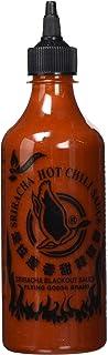 FLYING GOOSE Sriracha Chilisauce BLACKOUT, 455 ml
