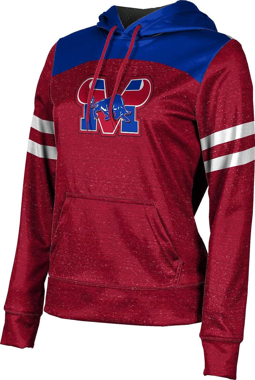 ProSphere Mountain View High School Girls' Pullover Hoodie, School Spirit Sweatshirt (Gameday)