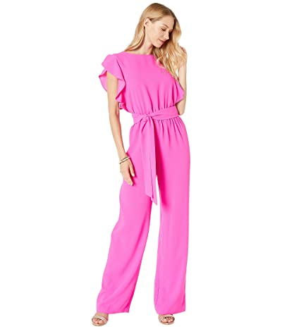 Lilly Pulitzer Anya Jumpsuit (Bougainvillea Pink) Women