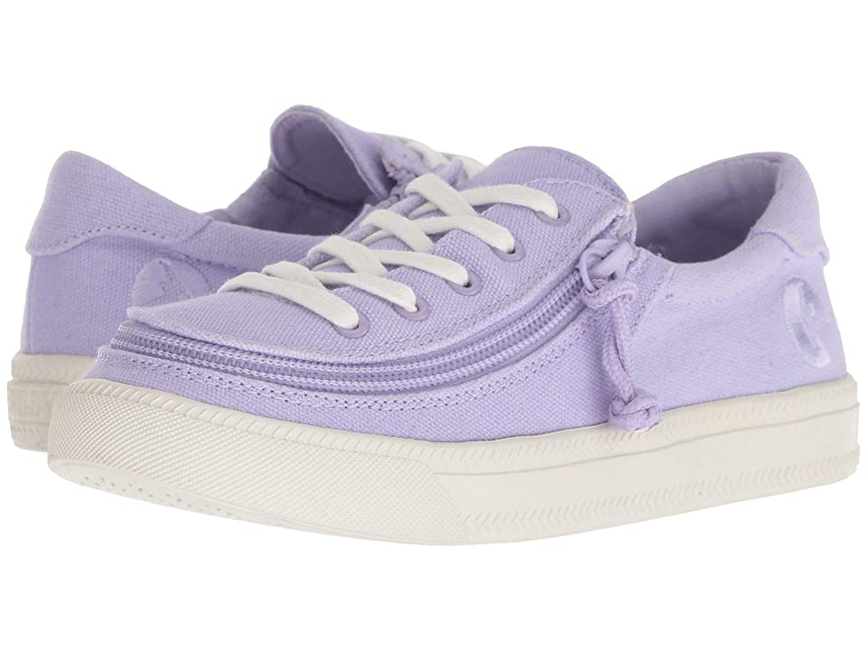 BILLY Footwear Kids Classic Lace Low (Toddler/Little Kid/Big Kid) (Lavender) Girls Shoes