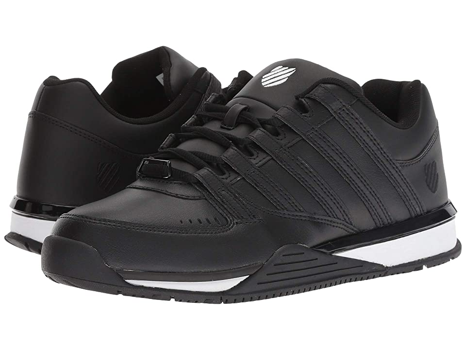 K-Swiss Baxter SP (Black/White) Men