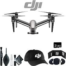 DJI Inspire 2 Quadcopter + 128GB Micro SD Baseball Cap + Card Reader + Memory Card Wallet & More