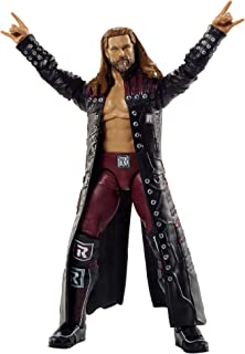 WWE Ultimate Edition Wave 8 Edge Action Figure 6 in with Interchangeable Entrance JacketLanternExtra Head and Swappable Ha...