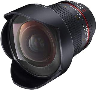 SAMYANG Obiettivo AE 14 mm f/2.8 ED IF UMC Aspherical - grandangolare per fotocamere digitali Nikon F colore: Nero