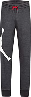 Boys Performance Jumpman Jogger Pants (L, Black)