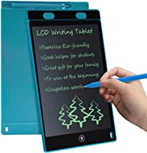 HOPZ 12 Inch Ruffpad, Portable Re-Writable LCD E Writing Pad, Digital Notepad for Drawing, Handwriting