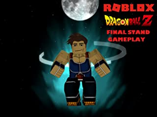 Clip: Roblox Dragon Ball Z Final Stand Gameplay