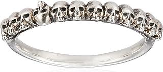 [SAINTS] 12宗学生骷髅银戒指