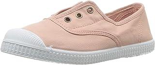 CIENTA 70777-67 34/37 Zapatos de Color Rosa Cereza Suave elástico de Las niñas.