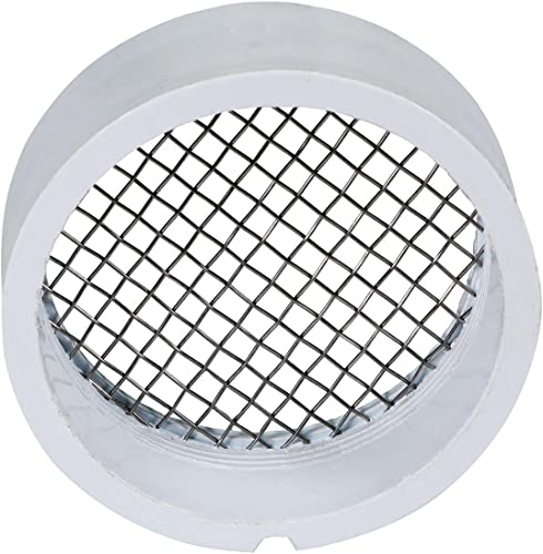 """2021 Raven R1509 3 inch PVC Termination Vent online sale with online sale Stainless Steel Screen, 3"""" online"""