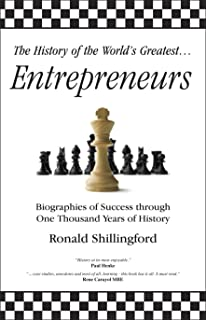 The History of the Greatest Canadian Entrepreneurs - Hill and Arden (The History of the World's Greatest...)