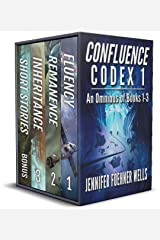 Confluence Codex 1: An Omnibus of the Scifi Series, Books 1-3 Kindle Edition