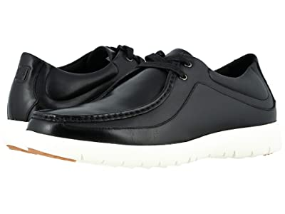 Stacy Adams Hanley Moc Toe Sneaker (Black) Men
